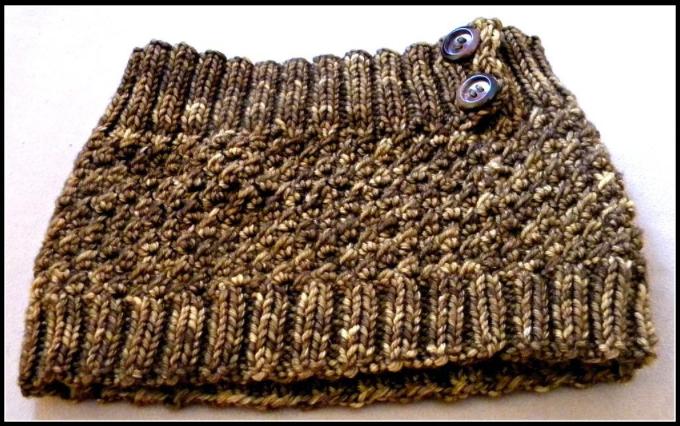 Trinity Cowl - Craftsy Member Pattern