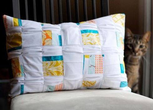 Free Sewing Pillow Pattern