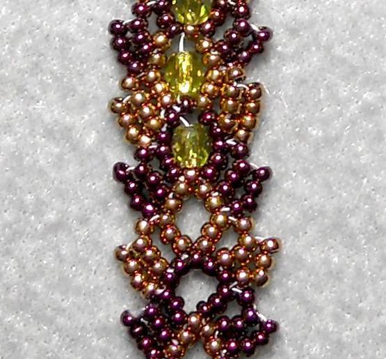 Free Lace Chain Pattern
