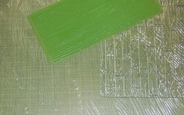 Wood Grain Texture Mat