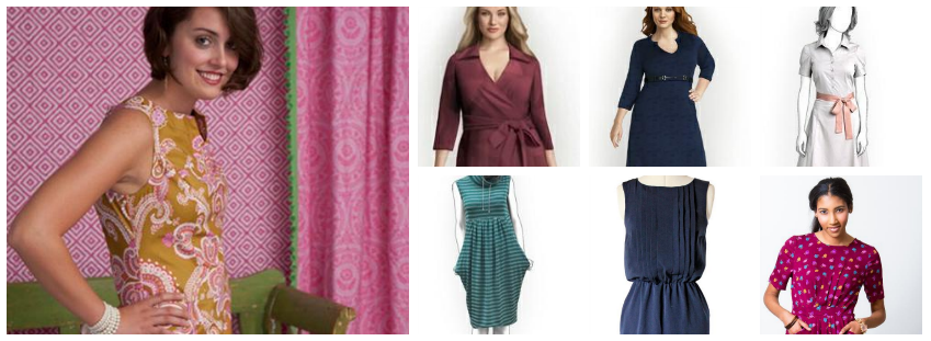 Casual Dress Patterns - on Bluprint