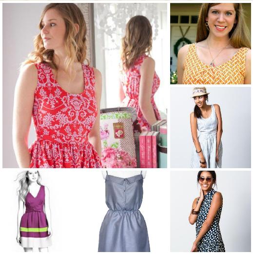 Versatile Dress Patterns, on Bluprint