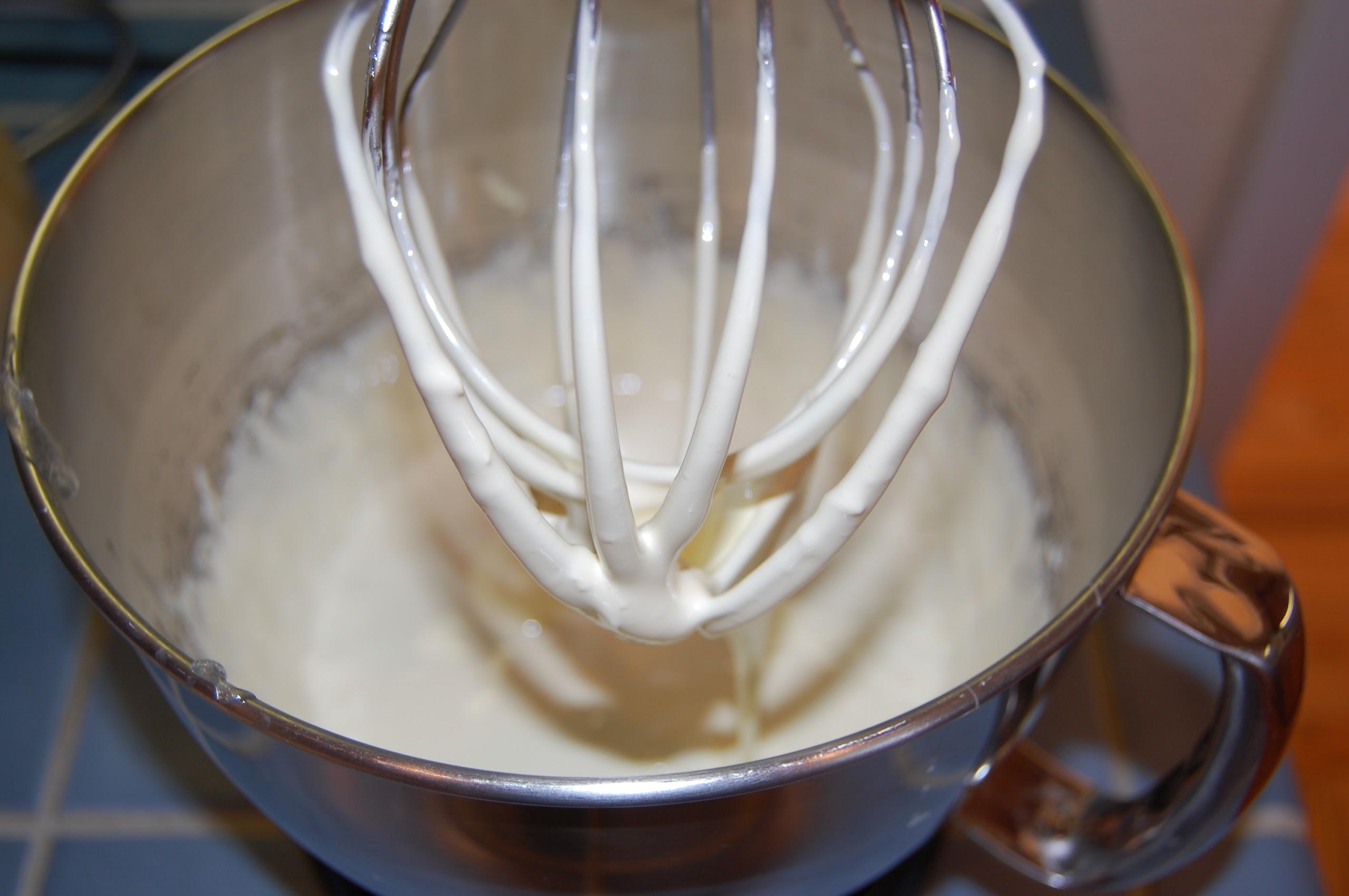 Egg Yolk and Sugar