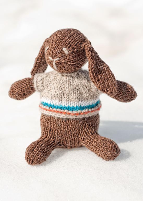 Knit Bunny