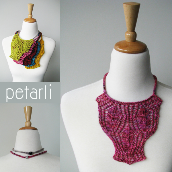 Knit Necklace