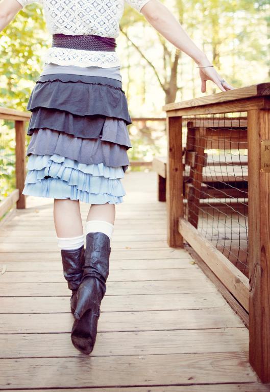Odelia Skirt Pattern