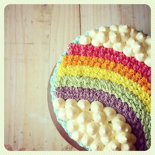 Rainbow Piping
