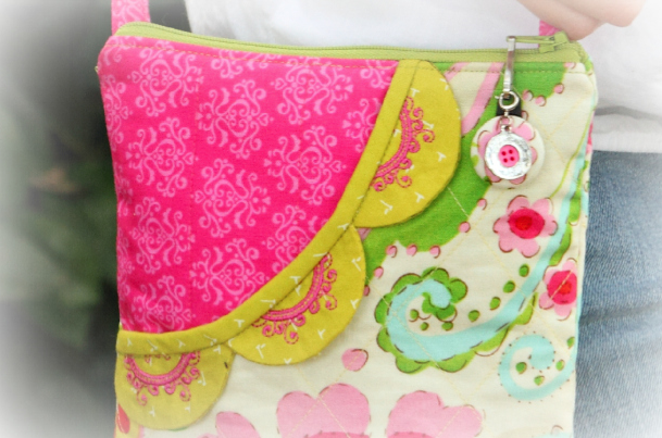 Multi-Patterned Purse