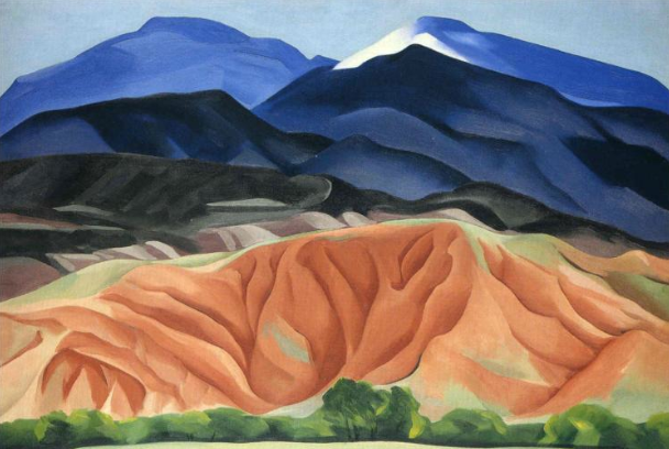 Painting Mountains