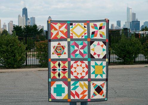 Summer Sampler Quilts