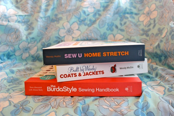 Garment Sewing Books