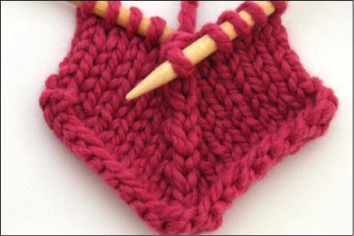 Double Decrease Knitting
