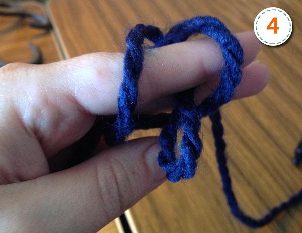 slip knot loop