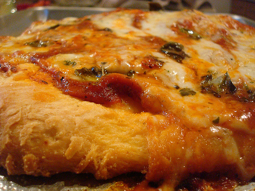 Pizza Fresh Out of the Oven