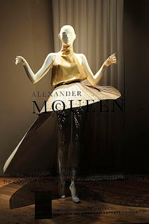 Book Cover of Alexander McQueen Book