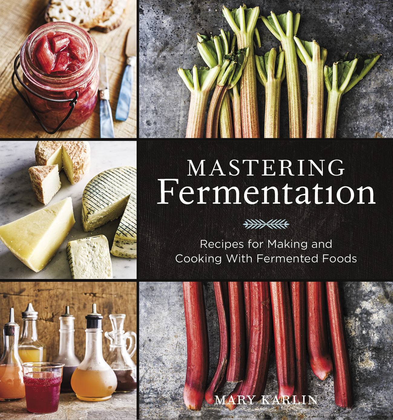 Cover of Mastering Fermentation Book