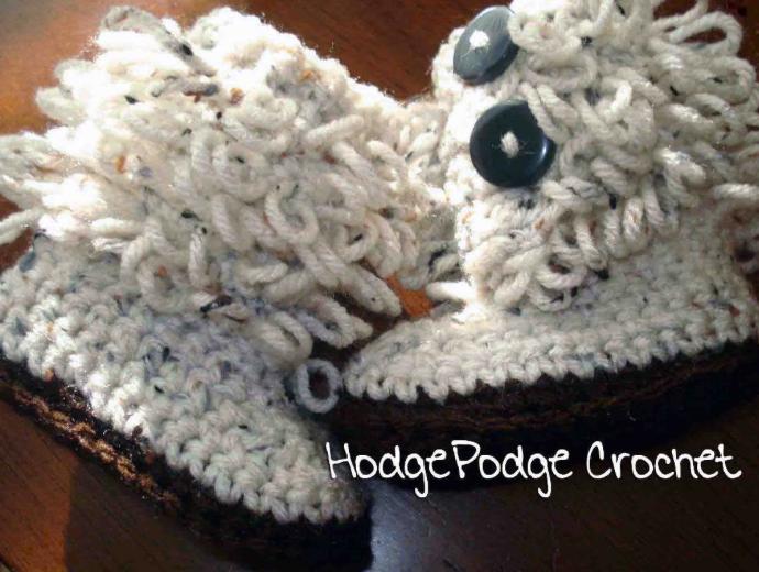 Hodge Podge Crochet
