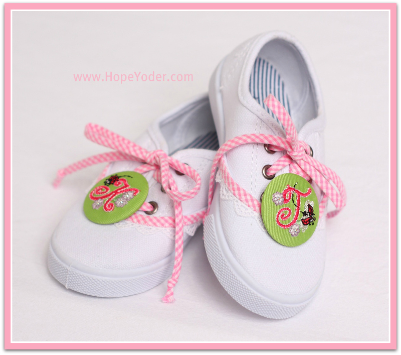 Kids Shoes with Adornment