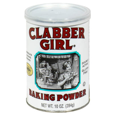 Baking Powder Canister