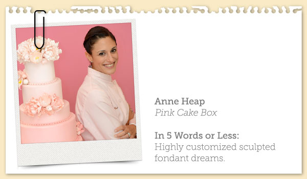 Image and Brief Profile of Anne Heap