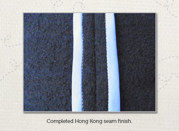 Hong Kong Finish - Completed View