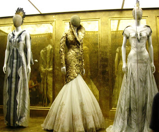 Alexander McQueen Fashions