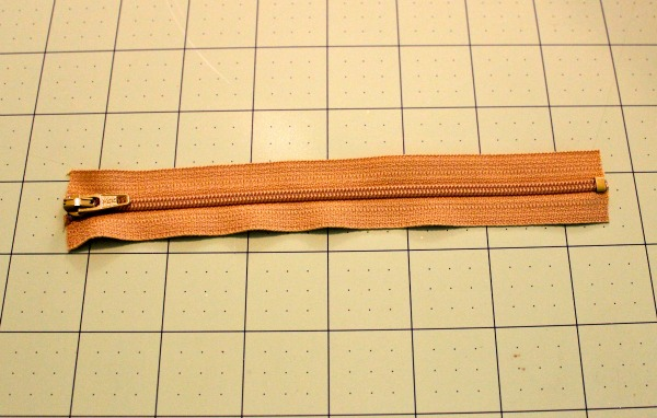 Zipper on Gridded Surface
