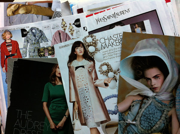 Collection of Open Fashion Magazines