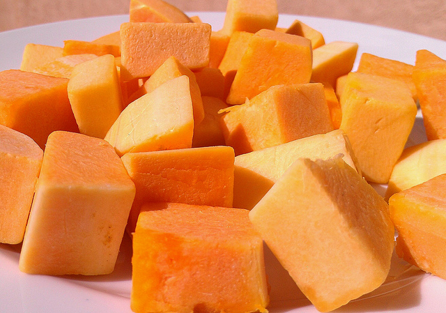 Chunks of Butternut Squash