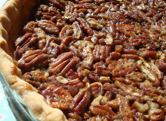 Cooked Pecan Pie