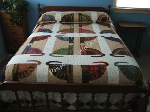 Cat Bed Quilt