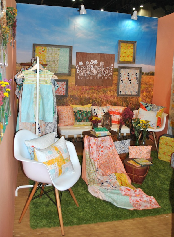Fabric, Clothing and Accessories at International Quilt Market 2013