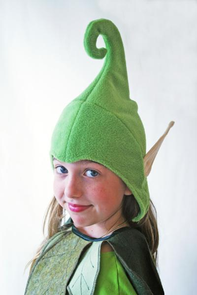 Mystical Elf Hat Pattern from Bluprint