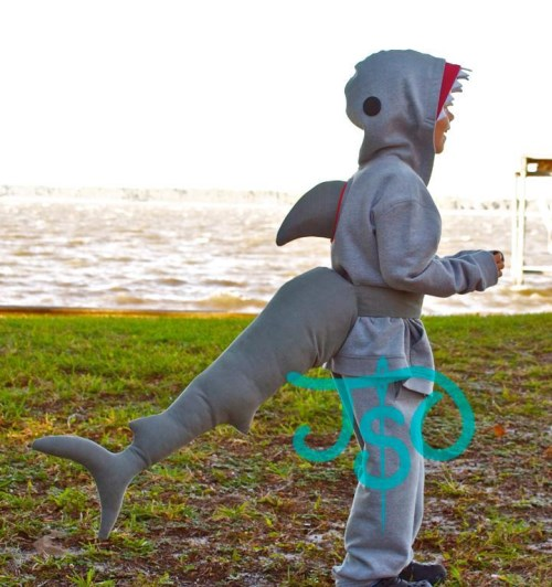 Shark Bait Halloween Costume