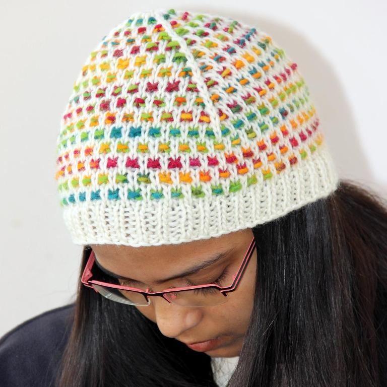 Punto Hat, Pattern on Bluprint