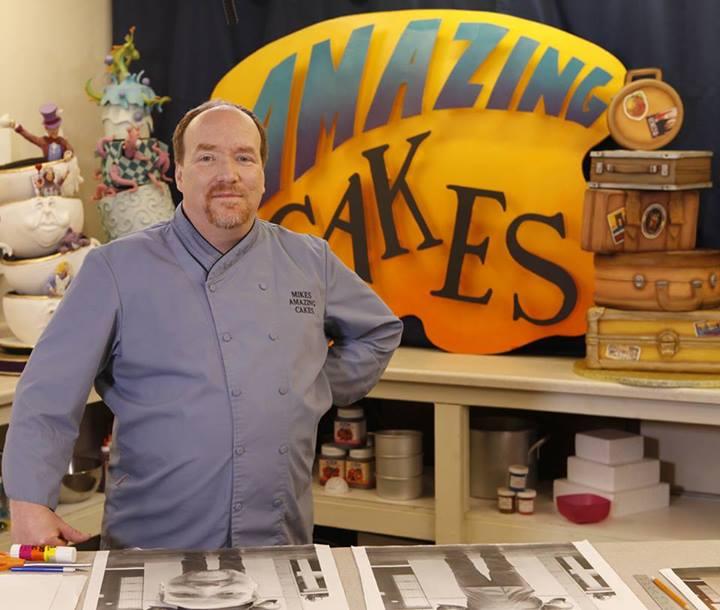 Cake Expert Mike McCarey, on Bluprint