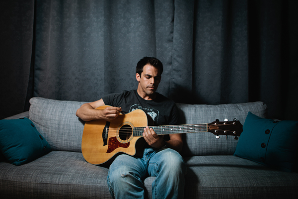 Portrait of Musician - Image on Bluprint.com