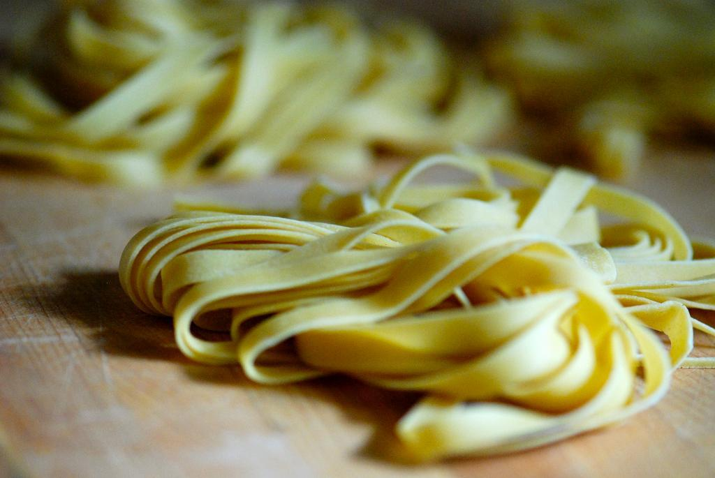 Homemade Pasta, on Bluprint