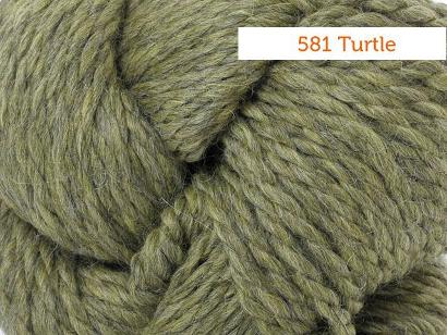 Turtle Green Yarn