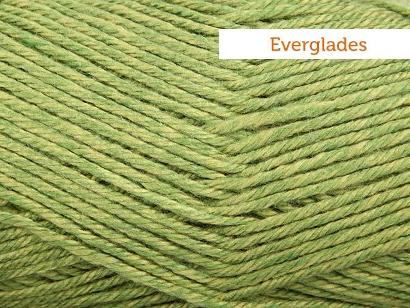 Linden Green Yarn