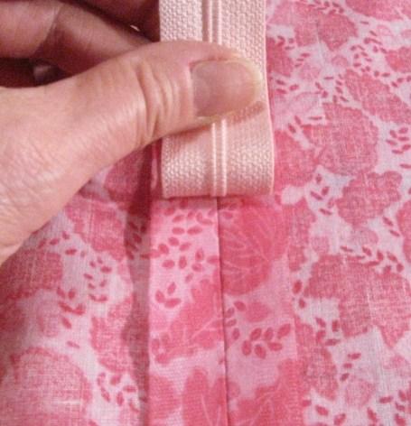 Lining the Railroad Zipper up on a Garment