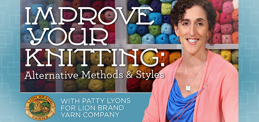 Improve Your Knitting class