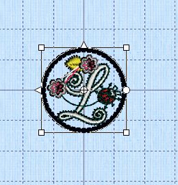 Embroidery Design on the Computer