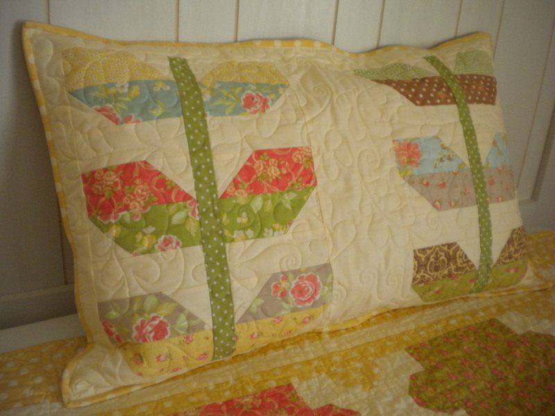 Craftsy: Quilted Pillow Sham