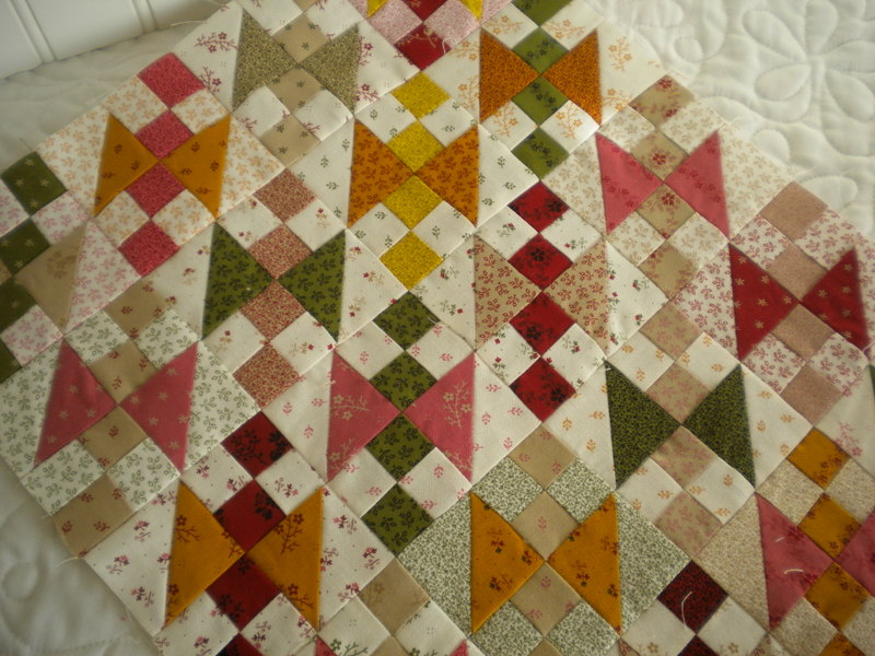 Mini Quilt on Bluprint