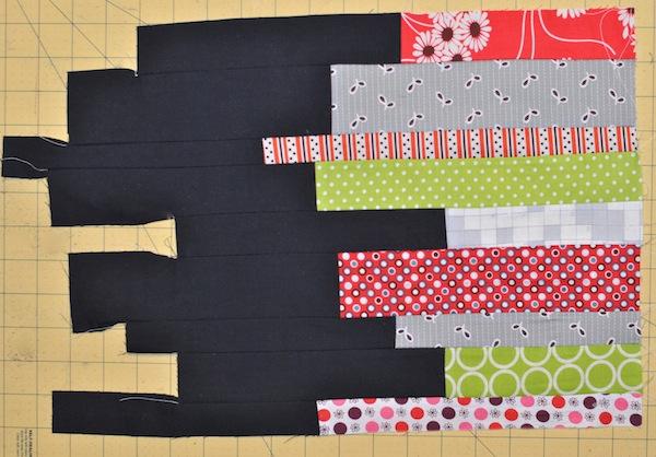 Aligning Fabric