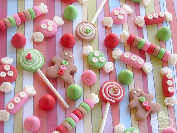Fondant Candy - Tutorial on Bluprint.com