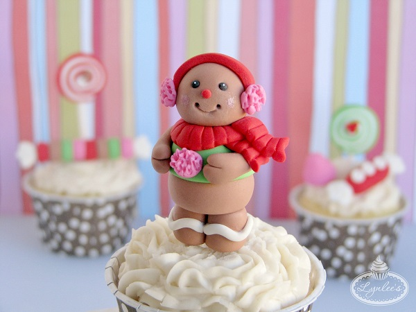 Complete Little Gingerbread Girl