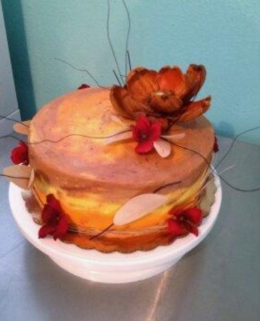Thanksgiving-Themed Cakes