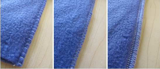 3 seam finishes for Fleece - Sewing with Fleece on Bluprint